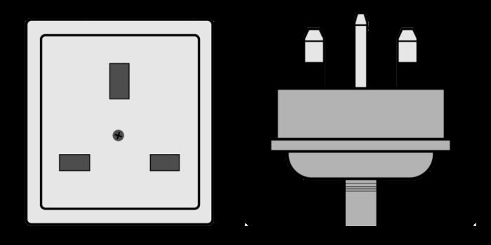 BF type plug